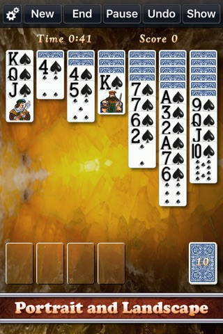 Solitaire City (Ad Free) screenshot 2