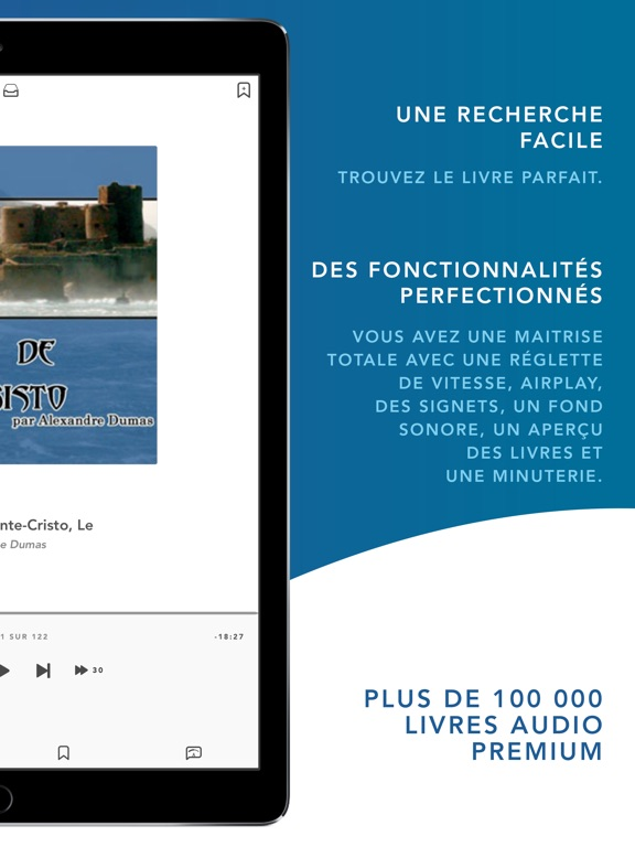 Livres Audio HQ Скриншоты8