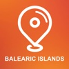Balearic Islands, Spain - Offline Car GPS