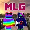 MLG Skins - New Skin for Minecraft PE & PC Edition