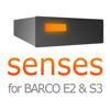 Senses Remote for Barco E2 & S3