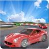 Modern Auto Mobile Car Racer racer racing road