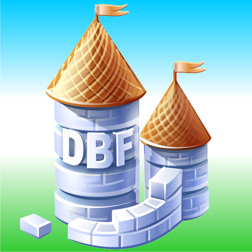CDBF - DBF Viewer and Editor, console version