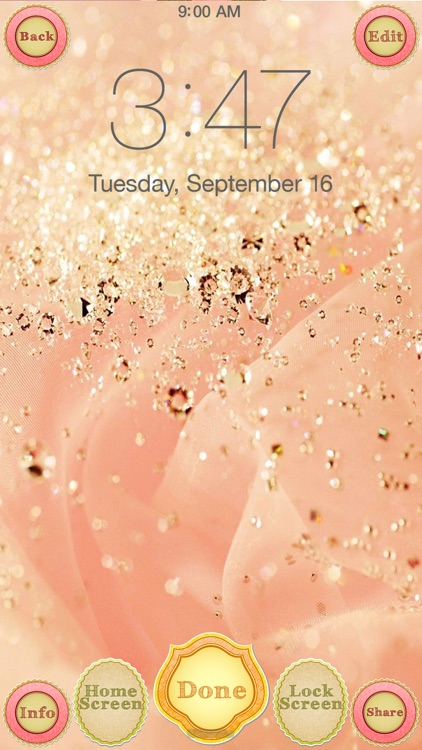 Rose Gold Wallpaper And Glitter Backgrounds Hd By Stevan Petrovic