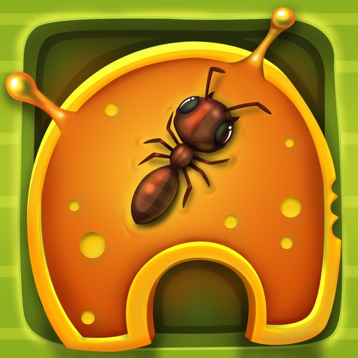 ANTS AT WORK iOS App