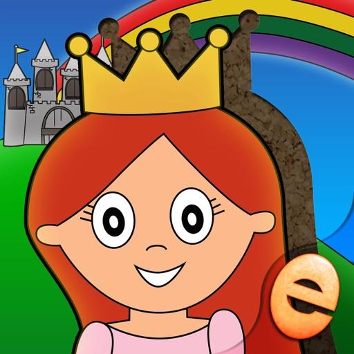 【儿童益智】公主游戏的女孩游戏独角兽儿童拼图