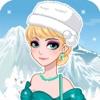 العاب تلبيس ملكة الثلج - العاب بنات
