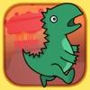 Dino T-Rex Run: Jurassic dinosaur runner