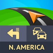 Sygic Amérique du Nord: Navigation GPS, Cartes
