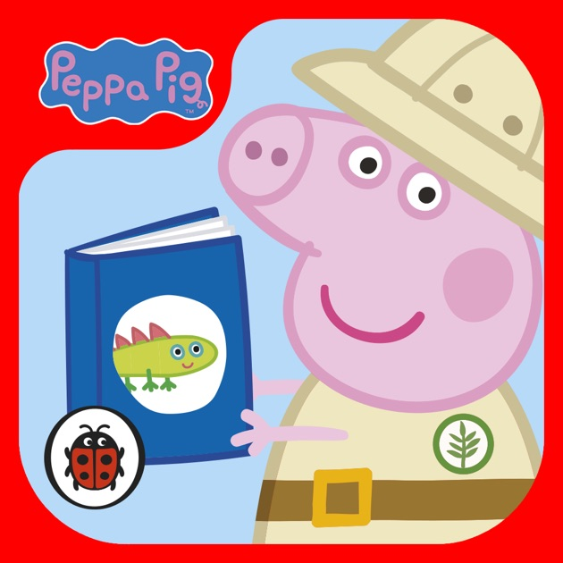Peppa Pig Goes Around The World On The App Store