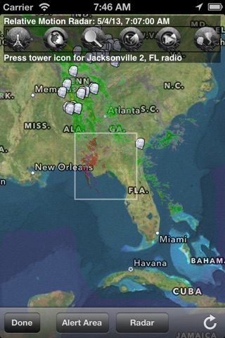 TornadoSpy+: Tornado Maps, Warnings and Alerts screenshot 3
