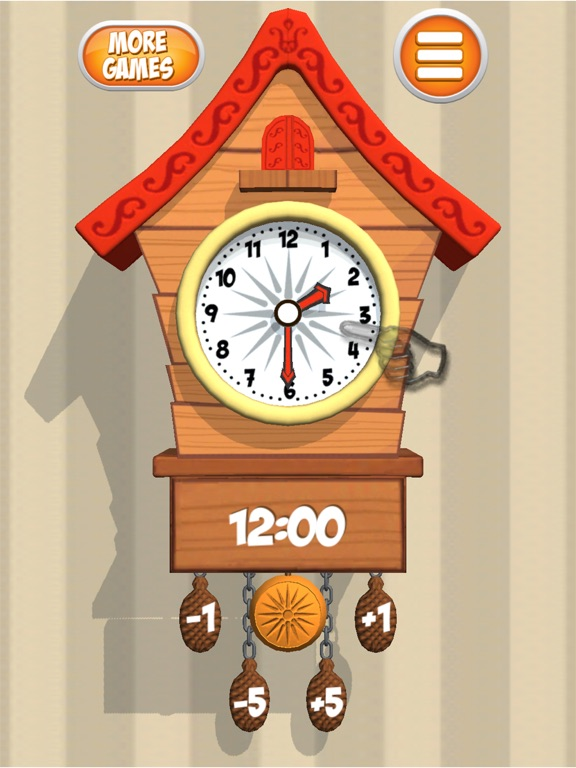 Cuckoo Clock Telling Time On The App Store