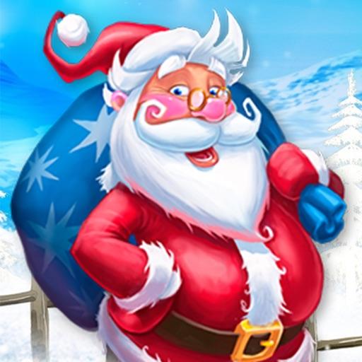 Christmas Santa Jump - Super Endless Adventure Icon