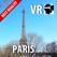 VR Paris High Up On Eiffel Tower Virtual Reality