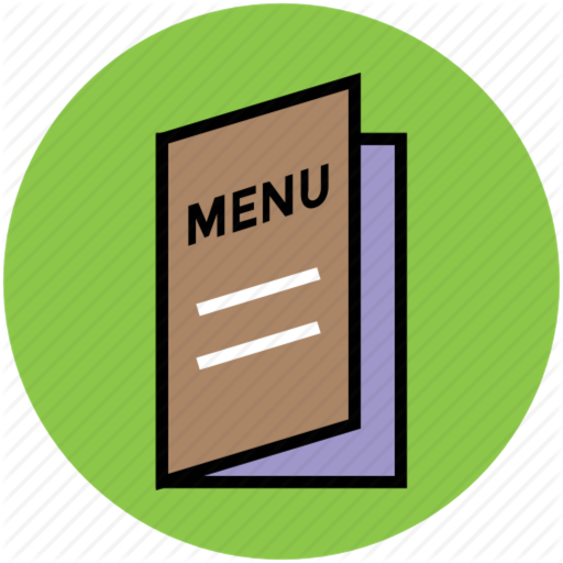 Food Menu for EPS