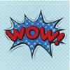 Wow! Comic Stickers comic
