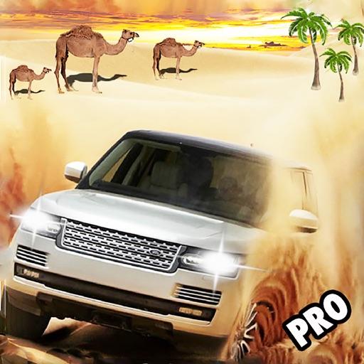 Real Safari desert 4x4 jeep Pro iOS App