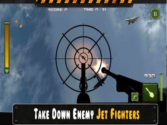 Air Fighter Gunner Storm - F22 Raptor Jet Games 3d-ipad-3