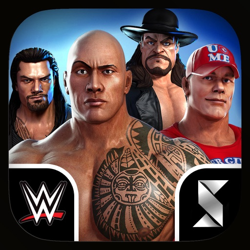 WWE: Champions - Free Puzzle R... app for ipad