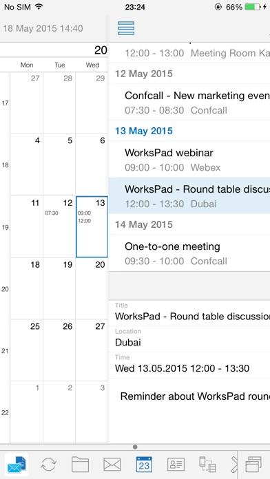 WorksPadСкриншоты 2