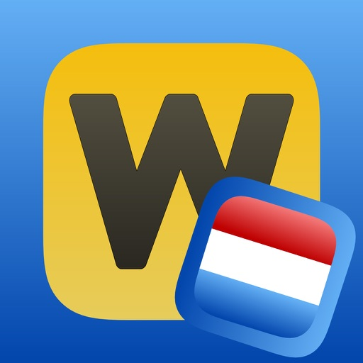 Word Shaker NL iOS App