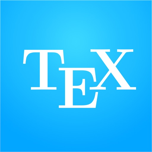 TeX Writer - LaTeX Editor and Compiler