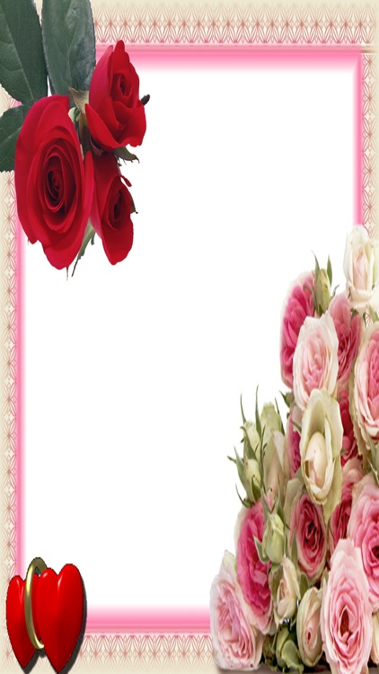 Flowers Photo Frames Flowers HD Wallpaper by Janice Ong