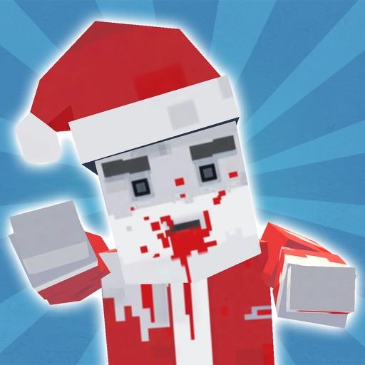 Zombie Santa Driver iOS App
