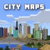 City Maps for Minecraft Pocket Edition(PE)