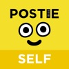 POSTIE SELF app free for iPhone/iPad