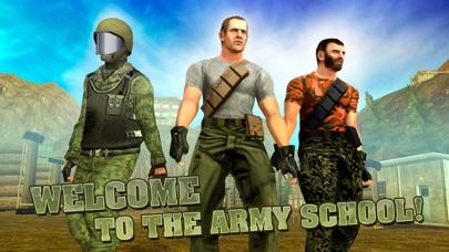USA Army Troops Training School 3D Full Screenshot