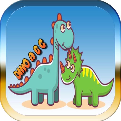 ABC Dinosaurs Year Beginning Words Educational iOS App