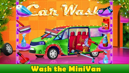 Christmas Car Wash - Kids Games (Boys & Girls) on the App Store