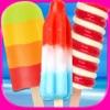 Frozen Ice Popsicles & Ice Cream - Kids Free Games