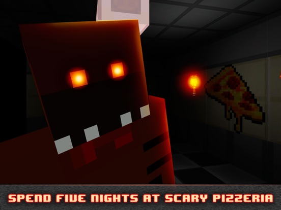 Nights at Cube Pizzeria 3D-ipad-0
