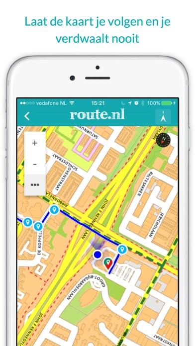 Download Route.nl - Fietsroutes en wandelroutes App