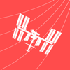 ISS Real-Time Tracker Icon