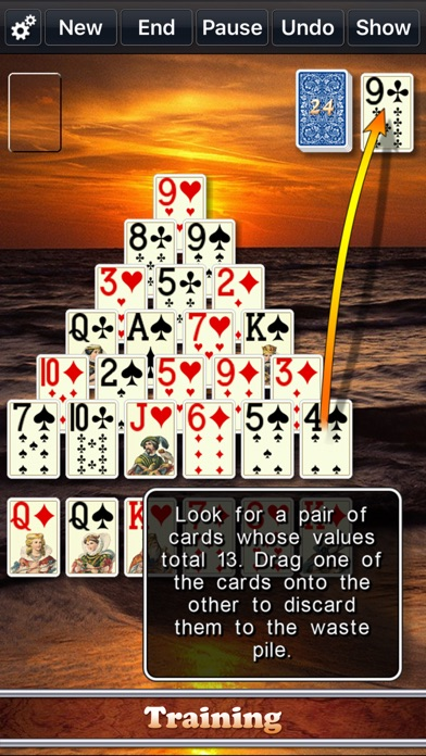 Screenshot #9 for Solitaire City (Ad Free)