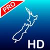 GEC s.r.l. - Aqua Map New Zealand HD Pro - GPS Nautical Charts artwork