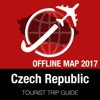 捷克共和国 旅遊指南+離線地圖