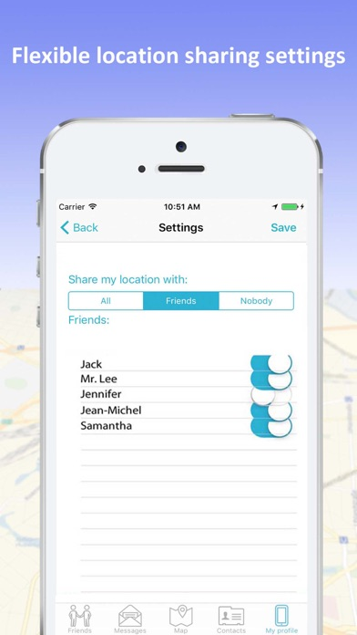 download iMap - Find My Phone & Friends apps 1