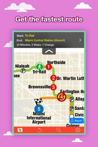Miami City Maps - Discover MIA with MRT & Guides screenshot 2
