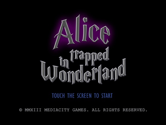 Alice Trapped in Wonderland Screenshot