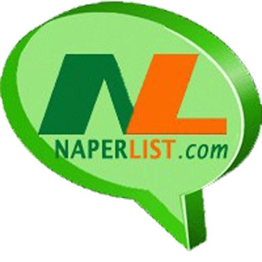 NaperList iOS App