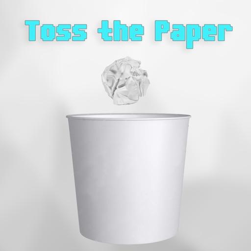 Toss the Paper! iOS App