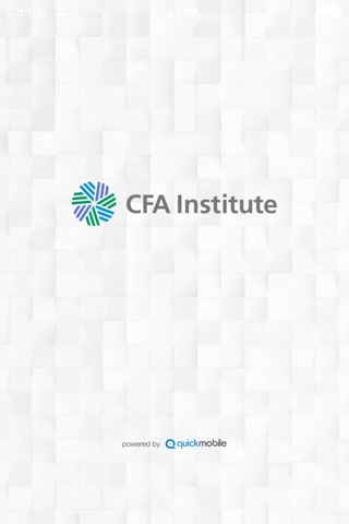 CFA Society Leader Events screenshot 1