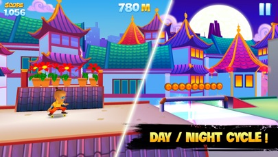 Screenshot of Skyline Skaters3