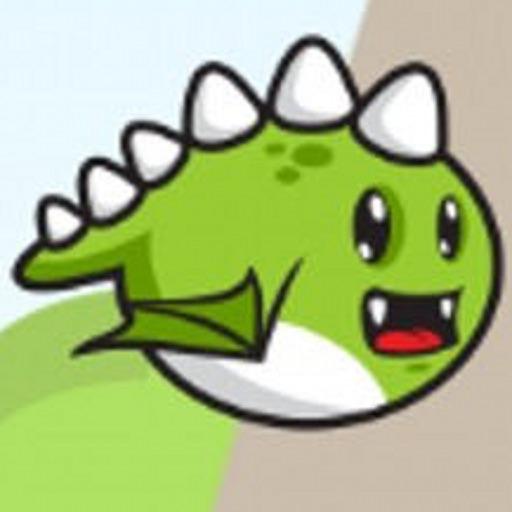 Cute Flying Dino Jurrasic Dash images