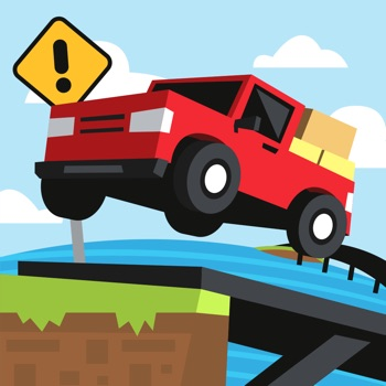 Hardway - Endless Road Builder app for iphone