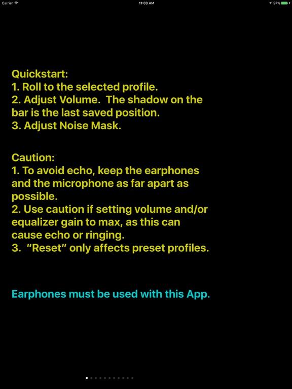 HearingAmp Screenshots